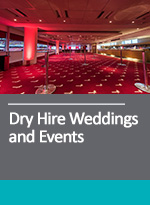 Dry Hire Weddings and Events